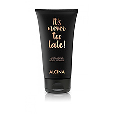 Its never too late Anti-Age tělová pěna - 150 ml