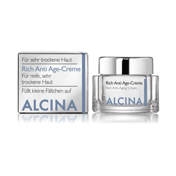 Alcina - Rich Anti Age krém