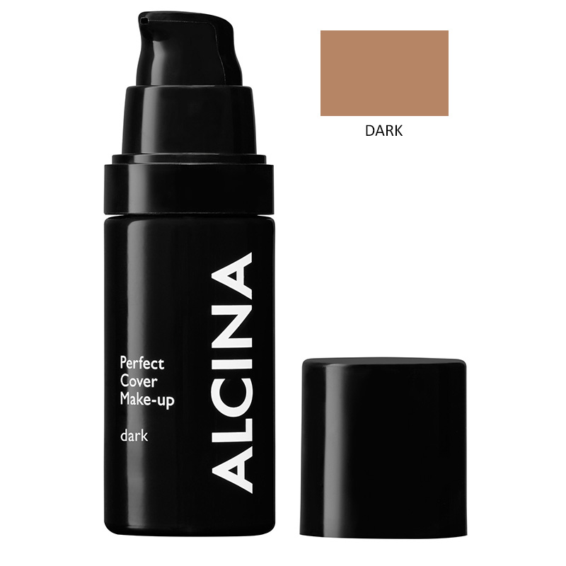 Alcina - Krycí make-up Perfect Cover Make-up - dark