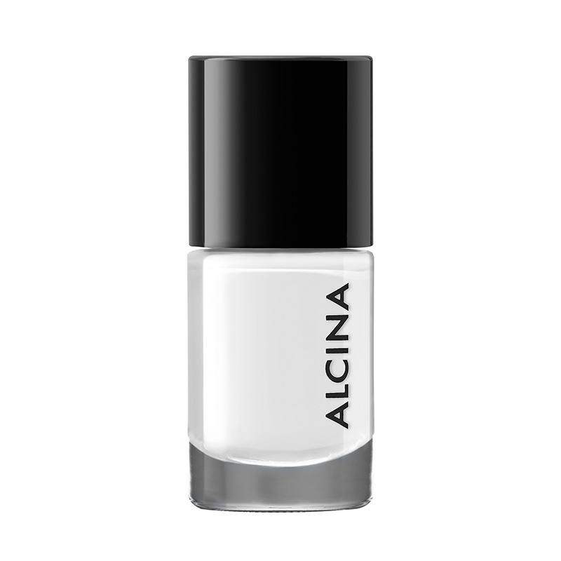 Alcina - Lak na nehty Ultimate Nail Colour - 050 Natural white
